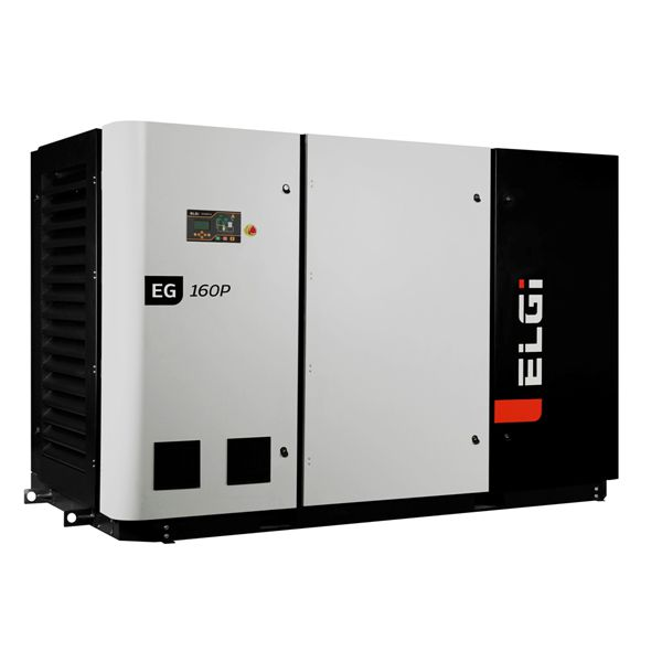 Picture Of Elgi rotary screw air compressor